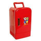 Mini réfrigérateur portatif 4 litres avec DC12V/AC100-240V pour se refroidir et chauffer