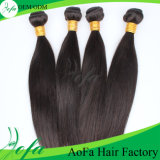 2016hotsales Indian 100% Unprocessed Virgin Hair Remy Extension de cheveux humains