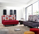 現代折るソファーベッドの眠る人のソファー
