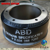Автоматический тормозный барабан OEM тележки для Tatra ISO9001