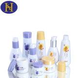 heißes verkaufendes kosmetisches Sahnepumpen-Flaschen-Set des spray-80ml