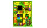 Zachte Speelplaats van de Speelplaats van de Apparatuur van het Pretpark van kinderen De Binnen