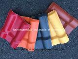 Hannstar 최신 판매 PVC 별장을%s 플라스틱 스페인 기와