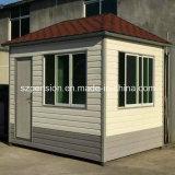 Camera di protezione prefabbricata di basso costo/prefabbricata mobile conveniente