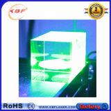 3D Prijs van de Machine van de Gravure van de Laser van het Kristal van de Hoge Precisie Binnen
