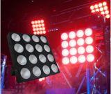 대중적인 LED Matrix Wash 16 Pieces 9W RGB Stage Light (LED MATRIX Wash 1609년)