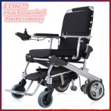 Sedia a rotelle piegante senza spazzola leggera portatile di potere con la batteria LiFePO4