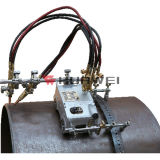 Инструмент газовой резки трубы факела Cg2-11-II магнитный двойной