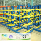 Lager-justierbare freitragende Speicher-Stahlzahnstangen