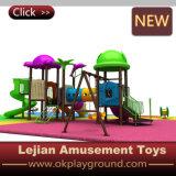 Grappige Openlucht Plastic Speelplaats voor het Park van Kinderen (x1504-5)