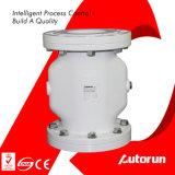 Válvula de sujetador de aluminio del reborde de Vf