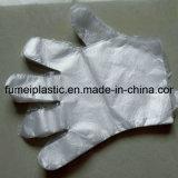 Sicherheit Wegwerf-PET Raum-Plastikhandschuhe