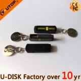 USB quente Pendrive do giro 1-128GB/metal do Twister (YT-1118L)