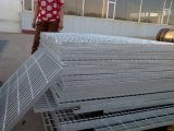 Горячее DIP Galvanized 25X3 Steel Grating с ISO9001