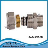 Compresión de latón Montaje para Pex-Al-Pex Pipe (F01A-601)