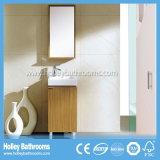 England-freie stehende hölzerne einzelne Tür-moderne Badezimmer-Möbel (BF112V)