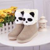 De originele Comfortabele Vrouwen Van uitstekende kwaliteit van de Panda van het Meisje van de Laarzen van het Beeldverhaal van de Laarzen van de Sneeuw van de Knoop van Australië Klassieke Uge Vestingmuur van de Manier van de Winter van 2016 Nieuwe
