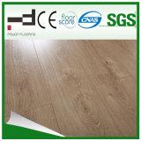 plancher gris profond de stratifié de surface de foulage de 10mm