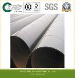 ASTM A312 pipe soudée d'acier inoxydable de 300 séries
