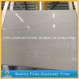 Azulejos de piedra de mármol grises baratos chinos del suelo y de la pared de Cinderella