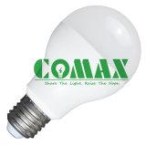 Lumière d'ampoule de la haute énergie DEL d'E27 A65 avec du CE