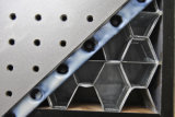 Hct metrische oder imperiale Edelstahl-Bienenwabe-optische Platte