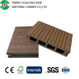 Decking composto plástico de madeira do jardim WPC (M36)