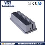 Sistema del acceso del programa de lectura de la tarjeta magnética para la puerta automática