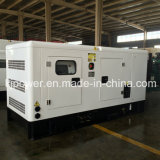 sistema de generador diesel de 40kVA Cummins con el pabellón insonoro