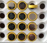 3V 210mAh Cr2032 Lithium-Münzen-Zelle