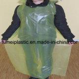 Grembiule medico del LDPE dell'HDPE di plastica a gettare