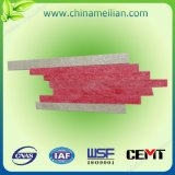 Bonnes feuille/bande/garniture de fibre de verre de dilatation thermique de résistance d'humidité