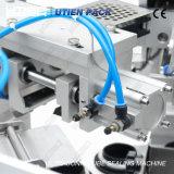 Enchimento da câmara de ar da máquina de embalagem do preço de fábrica e máquina plásticos ultra-sônicos automáticos da selagem para o creme, mel (DGF-25C)