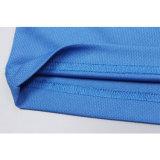 Il modo di fabbricazione della maglietta copre le magliette stampate prolungate di sport