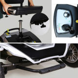 Elektrisches untaugliches Dreirad für alte Leute und behinderte Person mit Korb