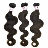 "等級5A 100%年のBody Wave VirginインドのHuman Hair Weft (12 "" Body Wave)"