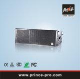Leistungsfähige Zeile Reihen-PROaudiosystem