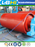 Polea de alta tecnología de la polea del transportador de correa de la marca de fábrica/del acero del transportador