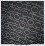 Напечатанная способом кожа PVC для повелительницы Мешка, портмона