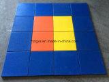 Mattonelle di pavimentazione di gomma dei granelli di superficie di EPDM