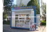 Индикация Euipment Booth для Retail (HS-020)