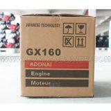 Motore di benzina multifunzionale di uso di Gx160 5.5HP con il filetto & l'asta cilindrica di tasto