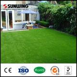 Preços artificiais naturais do gramado do PPE das decorações do jardim com Ce do GV