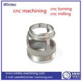 Pezzi di precisione Polished elettronici dell'industria di costruzioni meccaniche di CNC dell'acciaio inossidabile