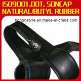 Câmara de ar interna Certificated ISO9001 da motocicleta de Soncap do PONTO (4.10-18)