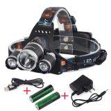 Portable-kampierender im Freien Licht 3 LED PFEILER Scheinwerfer