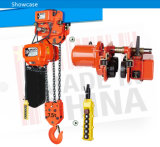 3 tonnellate Electric Trolley per Chain Lifting Hoist