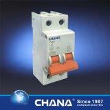 300mA воздушный автоматический выключатель AC MCB автомата защити цепи 4p 4.5ka 63A