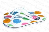 2016 pistoni variopinti delle donne calzano il sandalo di estate (RF16252)