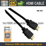 Neuer Kabel19 Pin-Support 18gbps der Art-HDMI mit Ethernet